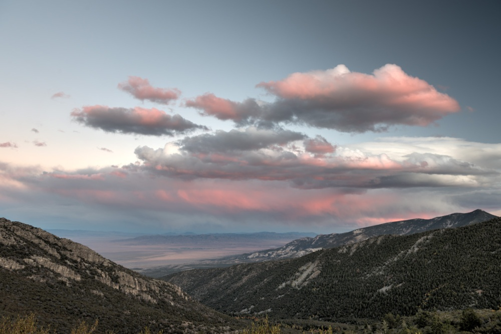Great Basin National Park Sunset